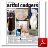 Artful Codgers page 2